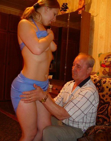 Sex mit alten Männern