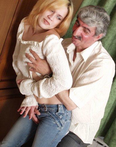 jung und alt beim sex