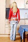Sexy engen arsch jeans